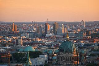 Hotel Palace Berlin Stadtansicht