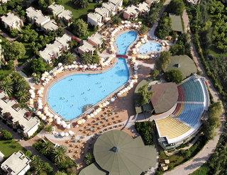 Hotel VONRESORT Golden Beach Luftaufnahme