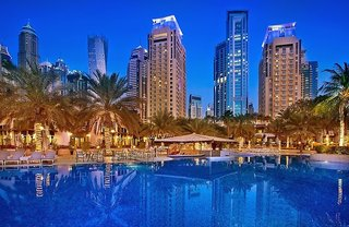 Hotel Habtoor Grand Resort, Autograph Collection Pool