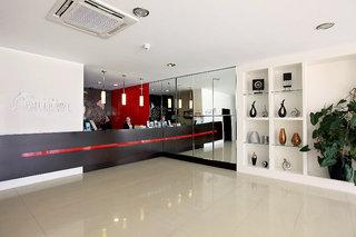 Hotel Acorsonho Apartamentos Turisticos Lounge/Empfang