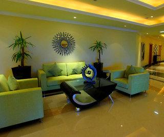 Hotel Al Hamra Residence Lounge/Empfang