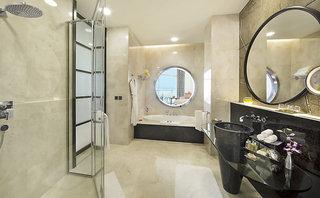 Hotel Al Raha Beach Hotel Badezimmer