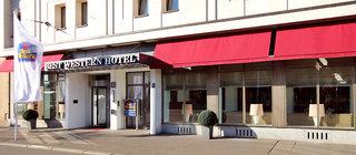 Hotel Best Western Leipzig City Center Außenaufnahme