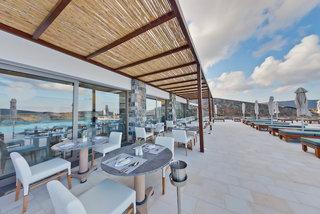 Hotel Royal Marmin Bay Boutique & Art Hotel - Erwachsenenhotel Terasse