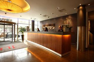 Hotel Botanique Hotel PragLounge/Empfang