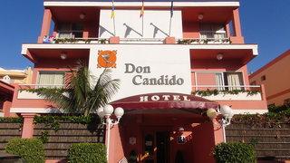 Hotel Don Candido Außenaufnahme