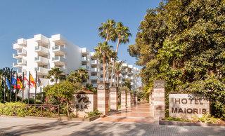 Hotel Ola Maioris Außenaufnahme