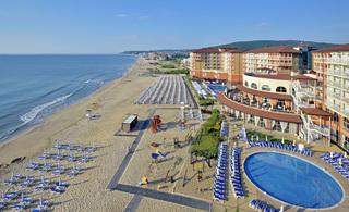 Hotel Sol Luna Bay Resort Außenaufnahme