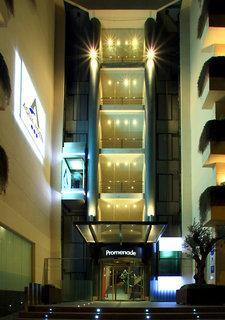 Hotel Aqua Promenade Lounge/Empfang