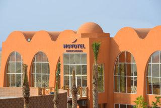 Hotel Novotel Marsa Alam Außenaufnahme