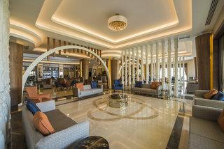 Hotel Dream World Aqua Lounge/Empfang