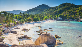 Hotel Baan Talay Resort Landschaft