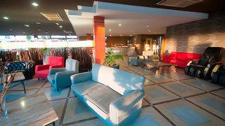 Hotel Bungalows Vistaflor Lounge/Empfang