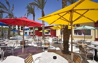 Hotel Serenity Fun City Resort Terasse