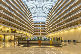 Hotel Amara Sealight Elite Lounge/Empfang