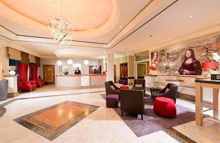 Hotel Leonardo Hotel Düsseldorf City Center Lounge/Empfang