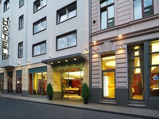 Hotel Flandrischer Hof Außenaufnahme