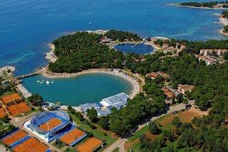 Hotel Appartements Sol Amfora for Plava Laguna Luftaufnahme