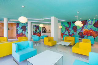 Hotel Iberostar Playa Gaviotas Lounge/Empfang