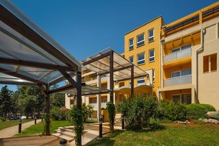 Hotel Residence Sol Garden Istra for Plava Laguna Außenaufnahme