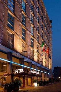 Hotel Ambasciatori Außenaufnahme