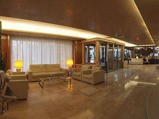 Hotel Ambasciatori Lounge/Empfang