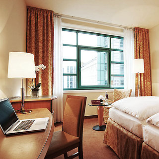 Hotel Ameron Hotel Abion Spreebogen Wohnbeispiel