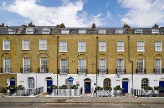 Hotel Comfort Inn Hotel Kings Cross St. Pancras London Außenaufnahme