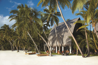 Hotel Shangri La´s Villingili Resort & Spa Strand