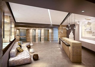 Hotel Aqua Blu Boutique Hotel & Spa - Erwachsenenhotel Lounge/Empfang