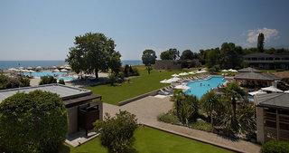 Hotel Dion Palace Resort & Spa Garten