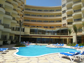 Hotel Magic Beach Außenaufnahme