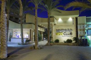 Hotel Sindbad Club Außenaufnahme