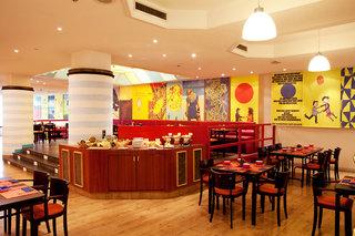Hotel Die Kleine Sonne Frühstücksraum