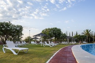 Hotel Ilunion Alcora Sevilla Hotel Garten