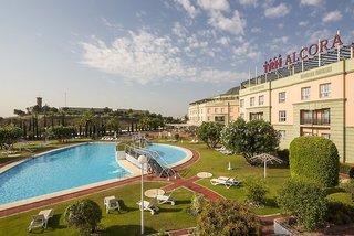 Hotel Ilunion Alcora Sevilla Hotel Außenaufnahme