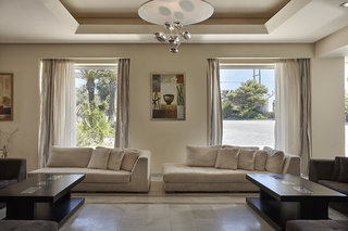 Hotel Ammos Resort Lounge/Empfang