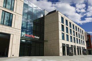 Hotel Intercity Hotel Dresden Außenaufnahme