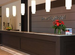Hotel Intercity Hotel Dresden Lounge/Empfang
