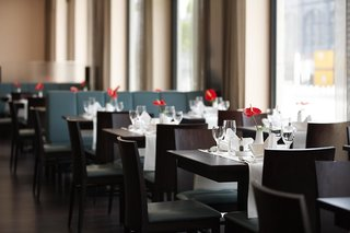 Hotel Intercity Hotel Dresden Restaurant