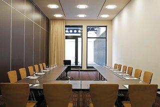 Hotel Intercity Hotel Dresden Konferenzraum