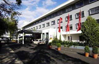 Hotel IntercityHotel Frankfurt Airport Außenaufnahme