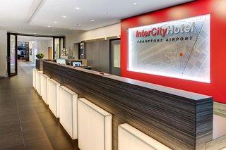 Hotel IntercityHotel Frankfurt Airport Lounge/Empfang