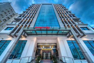 Hotel Intercityhotel Salalah Außenaufnahme