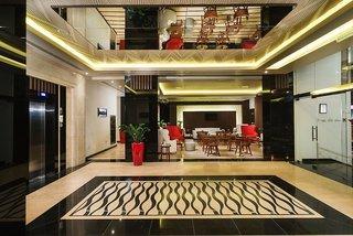Hotel Intercityhotel Salalah Lounge/Empfang