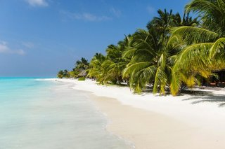 Hotel Meeru Island Resort & Spa Strand