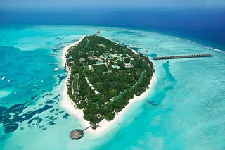 Hotel Meeru Island Resort & Spa Außenaufnahme