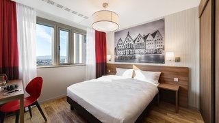 Hotel Aparthotel Adagio Frankfurt City Messe Wohnbeispiel