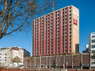 Hotel ibis Mariahilf Wien Außenaufnahme