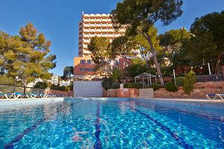 Hotel Blue Bay Außenaufnahme